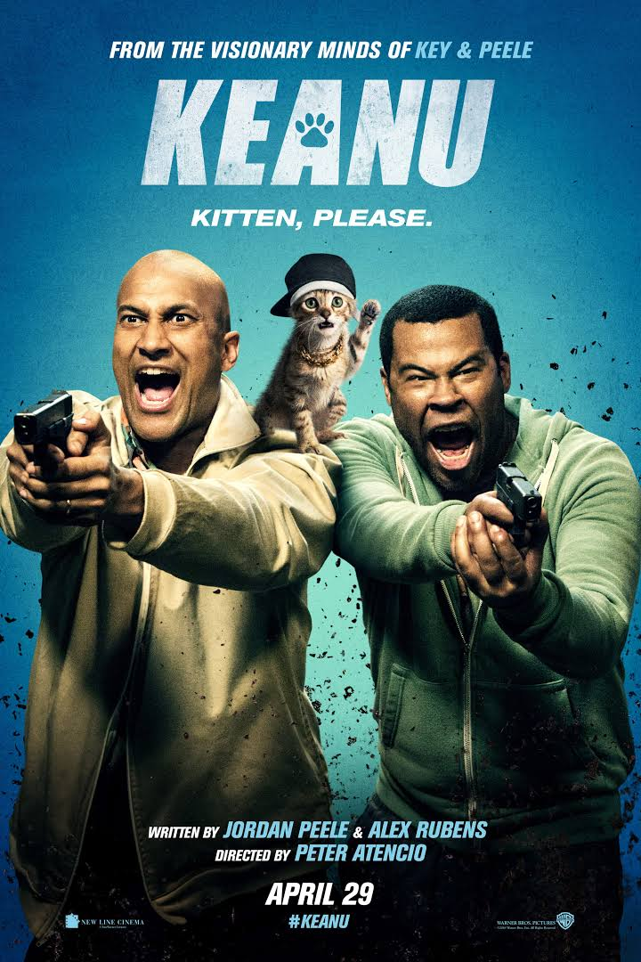 Movie Review Synopsis Keanu Trailer - Video Youtube Action Comedy Film 2016