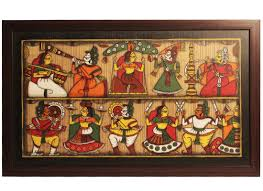 buy rajasthani phad painting indian handicrafts online home