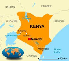 Localisation Kenya
