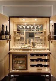Home Bar Interior Design Private Residence South Kensington London Fiona Barratt