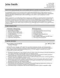 sample resume for assistant manager resume sample for assistant manager   Template assistant store manager resume