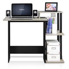 Computer Desks Black by Furinno 11192 Efficient Home Laptop Notebook Computer Desk