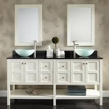 Double Sink Vanity Toronto House By Jordyn Black Modern Dual - Black bathroom vanity with vessel sink