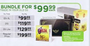 nintendo 3ds xl black friday sale nintendo 3ds special edition zelda bundle available on black