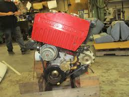 volvo penta aq131 boat motor complete 1980s bayliner engine plug