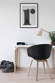 Scandinavian Homes Interiors 276 Best Home Office Images On Pinterest Office Spaces Home