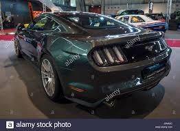 stuttgart germany march 03 2017 pony car ford mustang gt v8