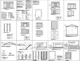 Free Saltbox Wood Shed Plans by Mig Free Online Storage Shed Plans Diy