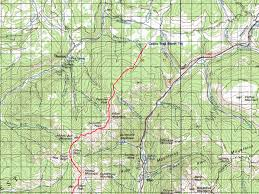 Peyton Colorado Map by Calico Trail U2022 Hiking U2022 Colorado U2022 Hikearizona Com