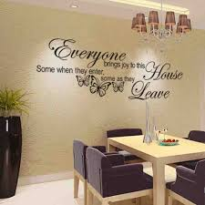 House Decor Wall Decal Quotes For Living Room Living Room Wall Decor