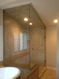 Transom Window Above Door Frameless Shower Doors U0026 Enclosures California Reflections