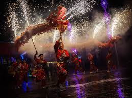 Lucky Color Of The Year 2017 Chinese New Year 2017 When Is It And How Is It Marked The