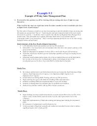 Recruiter Daily Planner Template 30 60 90 Day Sales Plan Template Free Sample Best Template Idea