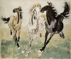 Khật khừ  vó ngựa nam rồi bắc...