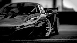 Wallpaper Black And White by Black Car Wallpapers Group 85