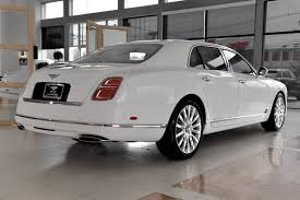 new 2017 bentley mulsanne mulliner 4dr car in parsippany b2170011