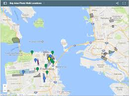 Street Map San Francisco by The Blog
