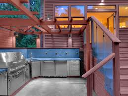 outdoor kitchen cabinet storage change the look outdoor kitchen