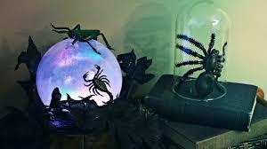 halloween witch u0027s crystal ball decoration halloween diy crafts