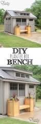 25 best cedar planters ideas on pinterest cedar planter box