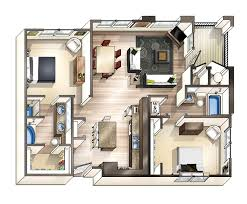 apartments breathtaking our spacious floor plans rockvue