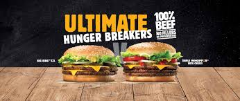 Burger King South Africa JOIN THE BK    FAN KINGDOM
