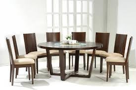 stunning 10 person round dining table with home trends images