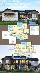 Mountain Home Floor Plans 59 Best Homes For The Sloping Lot Images On Pinterest House