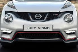 nissan juke white and red new nissan juke nismo packs tuned turbo engine with 197 horses and