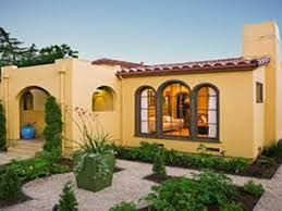 Single Story House Styles Two Story Spanish Style House Plans By State House Style Design