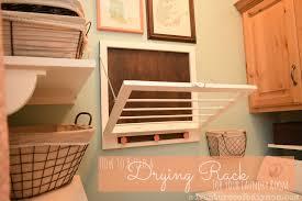 laundry room drying rack medium image for splendid laundry room