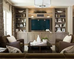 Appealing Family Room Wall Units  In New Design Room With Family - Family room wall units