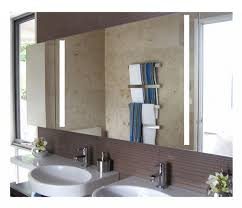 Bathroom Mirror With Lights Built In by Bathroom Led Mirror With Demister Pad Bathroo Led Mirror Bath Led