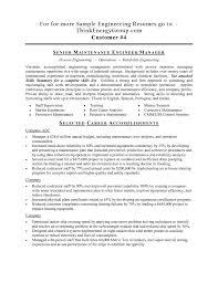 Civil Engineering CV template
