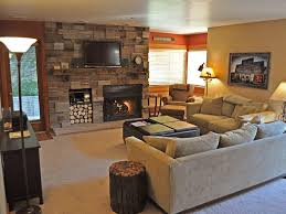 Living Room With Tv by Attractive Cozy Living Room With Tv
