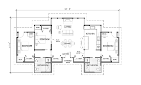 Small 3 Bedroom House Floor Plans by 3 Bedroom House Plans Geisai Us Geisai Us