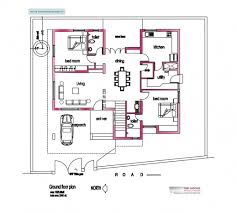2800 Square Foot House Plans Fascinating Kerala Home Plan And Elevation 2800 Sq Ft Home