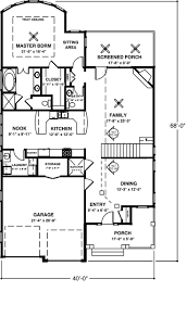 111 best home plans images on pinterest home plans small house