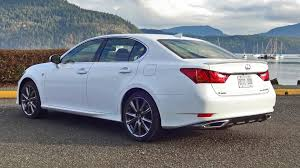 lexus vancouver used cars 2015 lexus gs 350 awd f sport test drive review