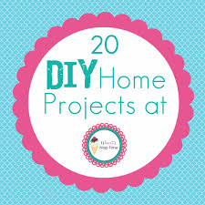 Home Decor Diy Projects 20 Diy Home Projects