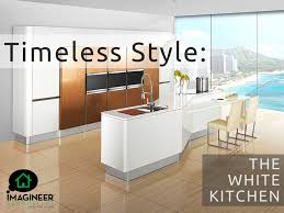 Kitchen Design Tips by The Color White In Kitchen Design