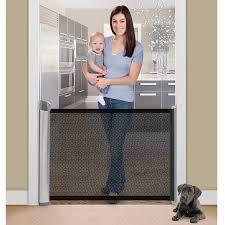 retractable room divider amazon com summer infant retractable gate baby