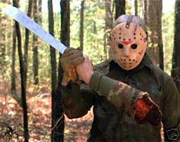 Friday the 13th, movie, horror, scary