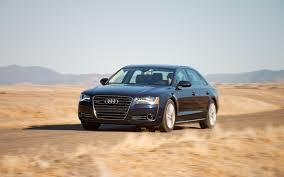 2013 audi a8 l 3 0t first test motor trend