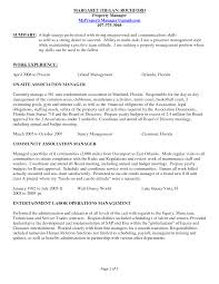 project management resume example doc 596842 property manager resume example property manager property management resume samples emergency services resume property manager resume example