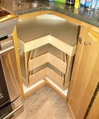 Blind Corner Kitchen Cabinet by Amazing Of Corner Kitchen Cabinet Ana White Wall Kitchen Corner