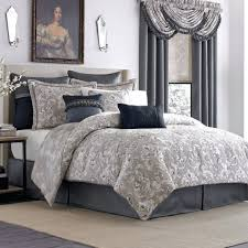 King Size Duvet Covers At B M Grey Comforter Sets Light Grey Comforter Light Grey Bedding