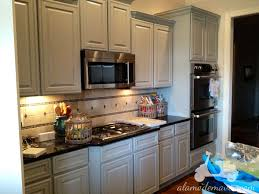 Kitchen Color Ideas With Cherry Cabinets How To Paint Kitchen Cabis Ideas And Photos House Decoratings