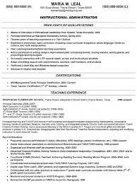 Cover Letter For Substitute Teacher 100 Educator Resume Templates English Teachers Resume