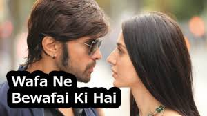 Wafa Ne Bewafai Ki Hai Sad Video Song   Teraa Suroor